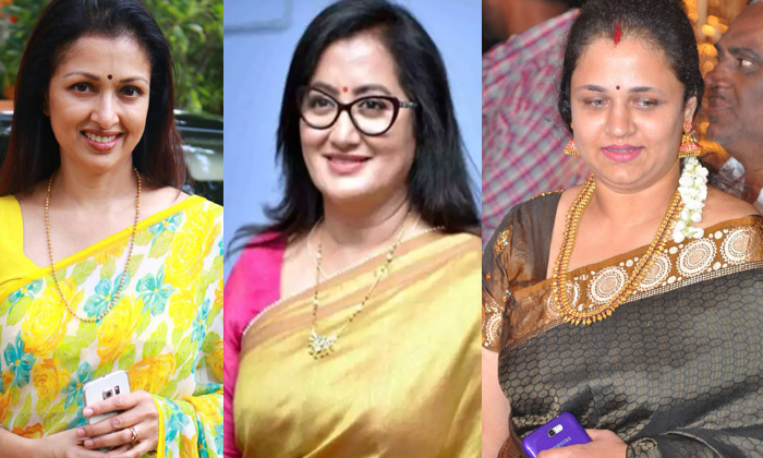 Tollywood Heroines Who Are Not Having Any Gossip-TeluguStop.com