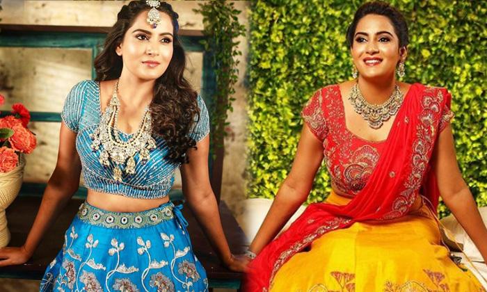Tollywood Television Actress Himaja Beautiful Poses - Telugu Big Boss Fame Himaja Gorgeous Images Picture For Beautiful High Resolution Photo