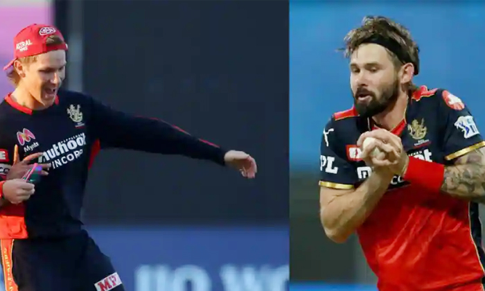 Adam Zampa And Kane Richardson Of Rcb Team Out From Ipl 2021 Due To Corona-TeluguStop.com