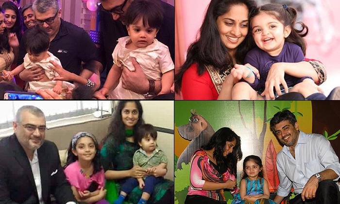 From Hero Ajith To Suriya Adorable Pictures Of Tamo Star Heros With Their Kids-ఈ స్టార్ హీరోల పిల్లలను చూశారా.. ఎంత క్యూట్ గా ఉన్నారో..-Latest News - Telugu-Telugu Tollywood Photo Image-TeluguStop.com