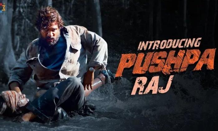 Allu Arjun Pushpa Movie Teaser Review-టీజర్ రివ్యూః తగ్గేదేలే.. అంటూ వచ్చేసిన అల్లు అర్జున్-Latest News - Telugu-Telugu Tollywood Photo Image-TeluguStop.com