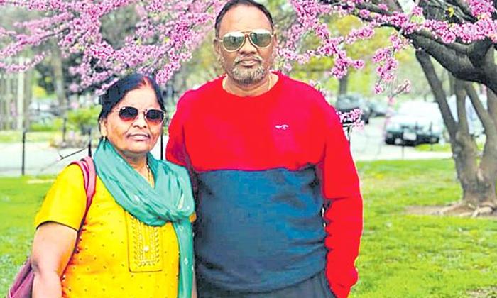 Warangal Man Died In Us Car Fire Accident-అమెరికాలో రోడ్డు ప్రమాదం..తెలంగాణ వాసి మృతి..-Latest News - Telugu-Telugu Tollywood Photo Image-TeluguStop.com