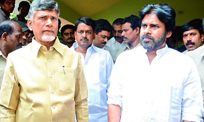 Tdp Waiting On Janasena Alliance-పవన్ కోసం టీడీపీ వెయిటింగ్ వదలనంటున్న బీజేపీ -Political-Telugu Tollywood Photo Image-TeluguStop.com