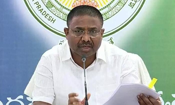 Ap Minister Aadimulapu Suresh Clarity About Ssc Exams-TeluguStop.com