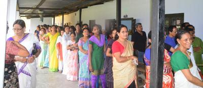 Assam Records Over 82% Turnout Across Three-phase Poll-Latest News English-Telugu Tollywood Photo Image-TeluguStop.com