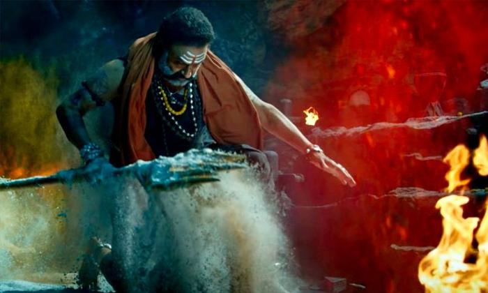 Balakrishna Akhanda Movie Dialogue-నంది-పంది.. రైమింగ్ బాగుంది కాని అర్థమే కాస్త తేడా కొడుతోంది అఖండ'-Latest News - Telugu-Telugu Tollywood Photo Image-TeluguStop.com