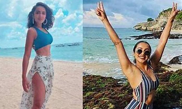 Bigg Boss Beauty Tejaswi Madivada In Bikini Photos Viral In Internet-అలాంటి దుస్తుల్లో బిగ్ బాస్ బ్యూటీ.. వైరల్ ఫోటో-Latest News - Telugu-Telugu Tollywood Photo Image-TeluguStop.com