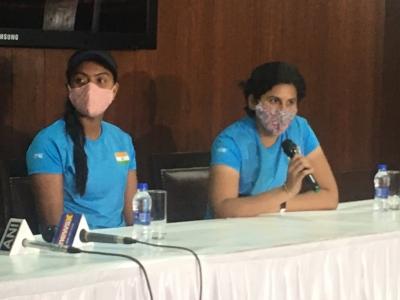 Bjk Cup: Indian Team Leaves For Latvia Tie-TeluguStop.com