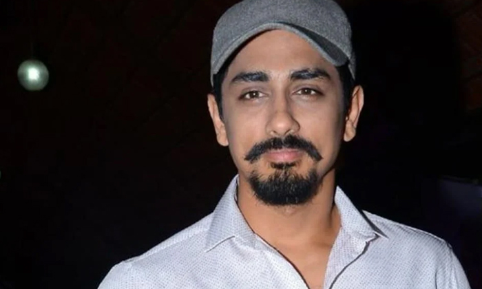 Bjp Narayanan Responded Hero Siddharth Allegations-TeluguStop.com