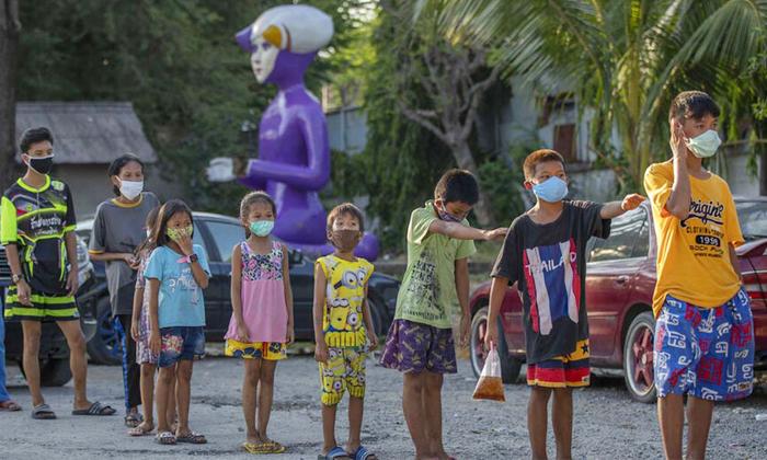 Second Wave Of Corona Endangering The Lives Of Children In India-చిన్నారుల జీవితాలను చిదిమేస్తున్న కరోనా.. సెకండ్ వేవ్తో జాగ్రత్త.. -Breaking/Featured News Slide-Telugu Tollywood Photo Image-TeluguStop.com