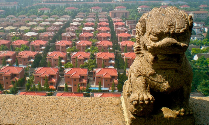 China Government Give Free Car And Home In Worlds Richest Village Huaxi-అక్కడ నివసించేవారికి కారు, ఇల్లు ఫ్రీ.. కారణమేమిటంటే..-General-Telugu-Telugu Tollywood Photo Image-TeluguStop.com
