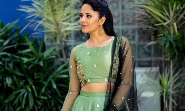 Telugu Anasuya Son, Comments About Dressing, Crop Tops, Mammutty Movie-Movie