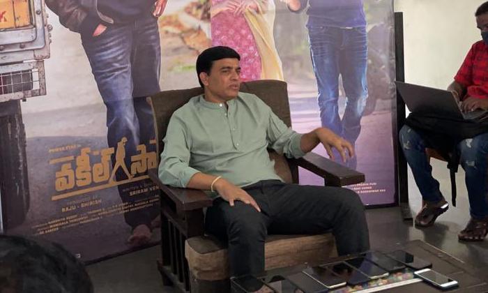 Dil Raju About Ram Charan And Allu Arjun Films-చరణ్, బన్నీల సినిమాలపై మరింత స్పష్టత ఇచ్చిన దిల్ రాజు-Latest News - Telugu-Telugu Tollywood Photo Image-TeluguStop.com