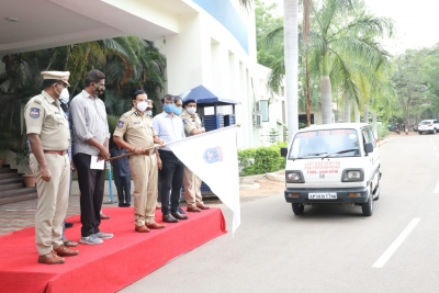 Free 'last Ride Service' Resumes In Cyberabad-TeluguStop.com