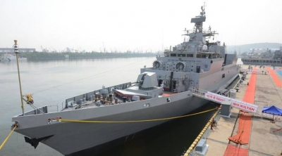 Indian Navy To Participate In Maritime Exercise La Perouse-Latest News English-Telugu Tollywood Photo Image-TeluguStop.com