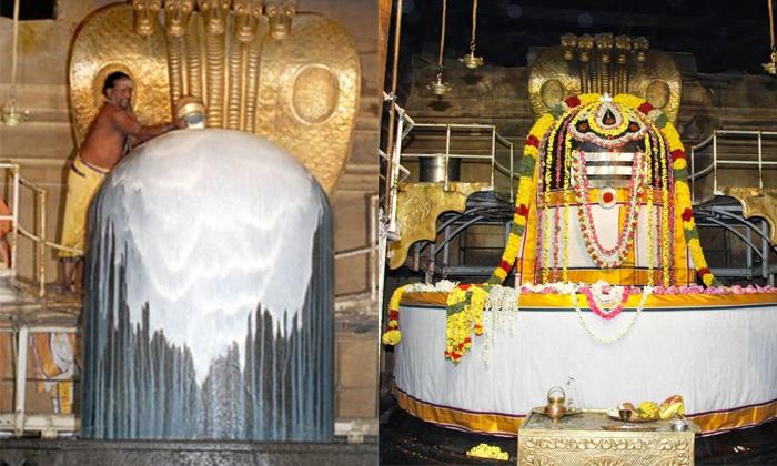 Interesting Facts About Brihadeeswara Temple-TeluguStop.com