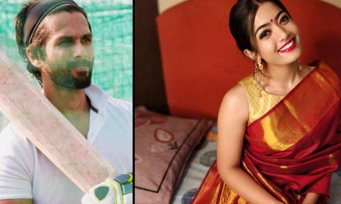 Reasons Behind Rashmika Rejected Jersey Movie Role-ఆ హీరోతో అందుకే నటించలేదు.. క్లారిటీ ఇచ్చిన రష్మిక..-Latest News - Telugu-Telugu Tollywood Photo Image-TeluguStop.com
