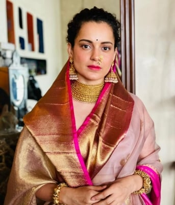 Kangana: If You Don't Know What To Do On Navratri, Worship Your Mother-Bollywood News-Telugu Tollywood Photo Image-TeluguStop.com