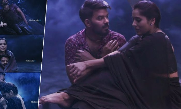 Anchor Rashmi Gautam Sudheer Romance For Uppena Movie Song-ఒకే దుప్పట్లో సుధీర్ రష్మీ.. వాళ్లను మించిపోయేలా..-Latest News - Telugu-Telugu Tollywood Photo Image-TeluguStop.com