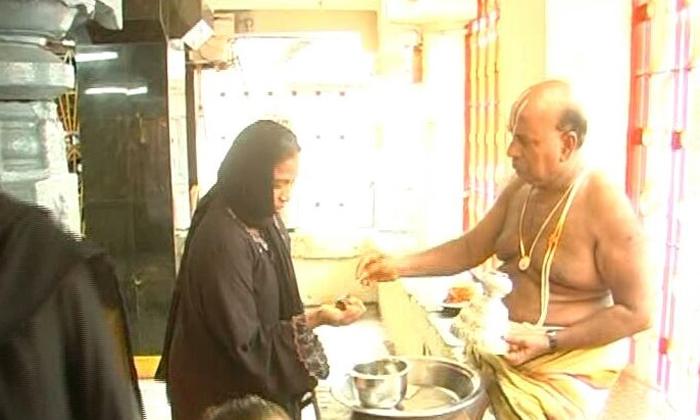 Which Muslim Devotee Invites His Son In Law Venkateswara To Come Home For Ugadi Festival-ఉగాది పండుగకి తన అల్లుడైన వెంకటేశ్వరుడిని ఇంటికి రమ్మని పిలిచే ముస్లిం భక్తులు-Latest News - Telugu-Telugu Tollywood Photo Image-TeluguStop.com