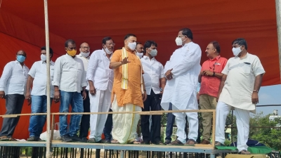 Nadda To Campaign For Tirupati Bypoll Today-General-English-Telugu Tollywood Photo Image-TeluguStop.com