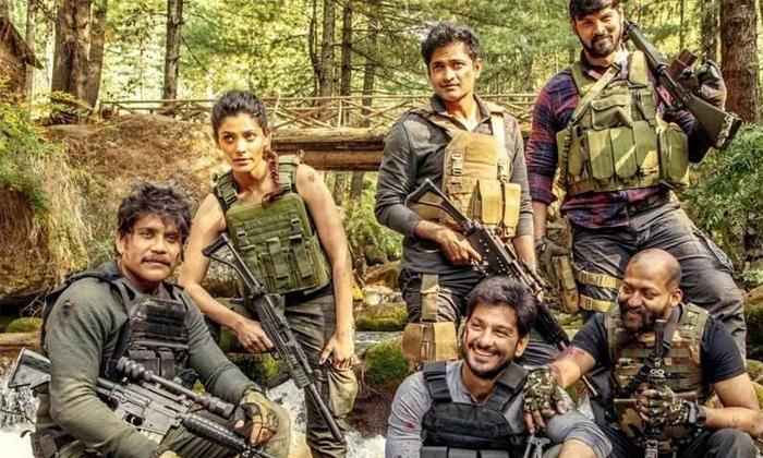 Nagarjuna Wild Dog Movie Gets Hit Talk-అయిదేళ్ల తర్వాత నాగార్జున అభిమానుల్లో ఆనందం-Latest News - Telugu-Telugu Tollywood Photo Image-TeluguStop.com