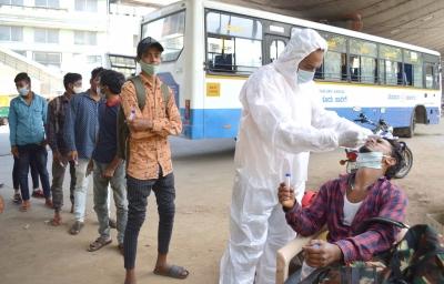 New Covid Cases Cross 10K Mark In Karnataka-Health Tips English-Telugu Tollywood Photo Image-TeluguStop.com