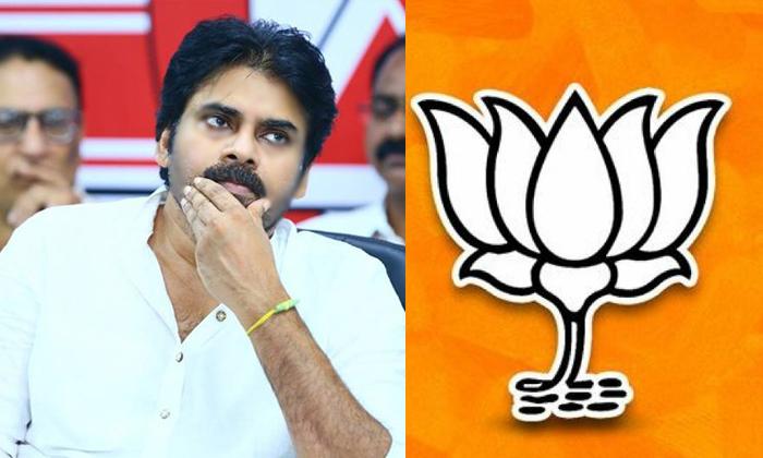 Pavan Kalyan Take Key Decision About Bjp Alliance-పవన్ కు వాస్తవం బోధపడిందా ఇక కీలక నిర్ణయమేనా -Political-Telugu Tollywood Photo Image-TeluguStop.com