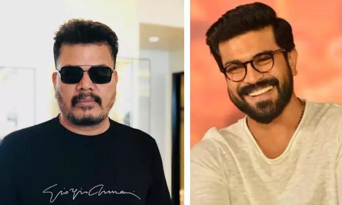 Ram Charan And Shankar Movie Update From Mega Fans-చరణ్ అభిమానులను కన్ఫ్యూజన్ లోకి నెట్టేసిన శంకర్.. ఇదిగో క్లారిటీ-Latest News - Telugu-Telugu Tollywood Photo Image-TeluguStop.com