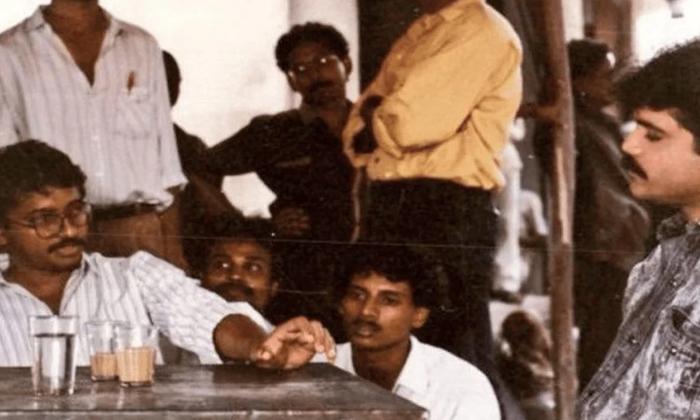 Rgv Lies Gave Tollywood Block Buster Movie-నాగార్జున తో అబద్దం చెప్పి రామ్ గోపాల్ వర్మ తీసిన సినిమా టాలీవుడ్ కె బెంచ్ మార్క్ అయ్యింది-Latest News - Telugu-Telugu Tollywood Photo Image-TeluguStop.com