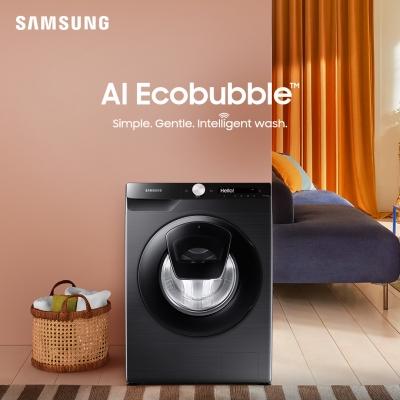 Samsung Powers Remote Laundry Care With Connected Washing Machine-Business News English-Telugu Tollywood Photo Image-TeluguStop.com
