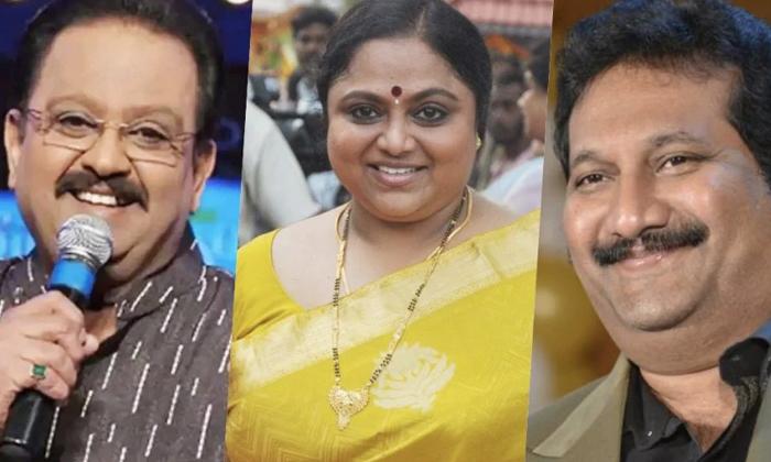 Tollywood Actors Works As A Dubbing Artists-నటులుగానే కాదు డబ్బింగ్ ఆర్టిస్టులుగా ఎంతో పేరు సంపాదించుకున్న సెలెబ్రిటీలు-Latest News - Telugu-Telugu Tollywood Photo Image-TeluguStop.com