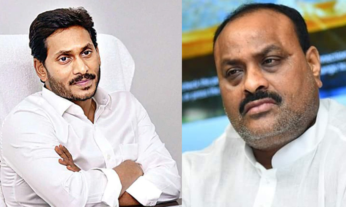 Tdp Atchan Naidu Challenged To Jagan-జగన్ కు సవాల్ విసిరిన అచ్చెన్నాయుడు..-Political-Telugu Tollywood Photo Image-TeluguStop.com