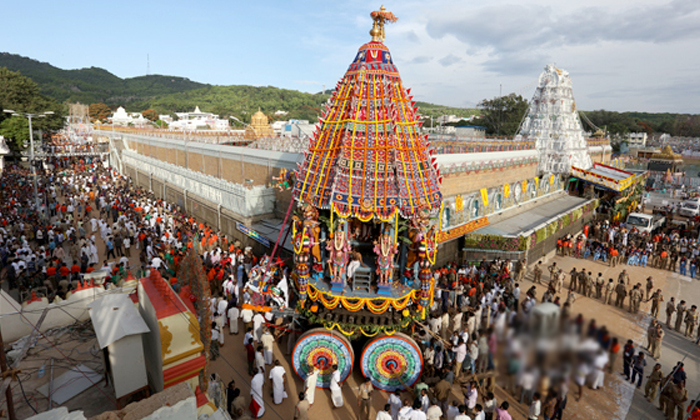How Did The Streets Of Thirumala Get Their Name-TeluguStop.com