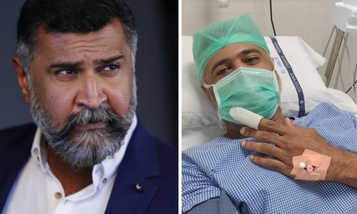 Popular Actor Injured On Krish-Pawan Kalyan's Film Set-Latest News English-Telugu Tollywood Photo Image-TeluguStop.com