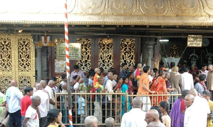 Alert Srivari Sarvadarshana Will Be Stopped From Today Because-అలర్ట్: నేటి నుంచి శ్రీవారి సర్వదర్శనం నిలిపివేత.. ఎందుకంటే..-General-Telugu-Telugu Tollywood Photo Image-TeluguStop.com