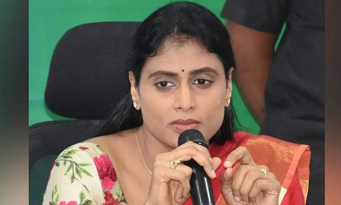 Ys Sharmila Arrested Police-బ్రేకింగ్: షర్మిల ని అరెస్ట్ చేసిన పోలీసులు..-Political-Telugu Tollywood Photo Image-TeluguStop.com