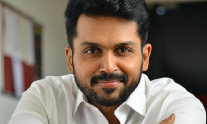 A Massive Set Worth Rs 2 Crore For Karthis Sardar Movie-TeluguStop.com