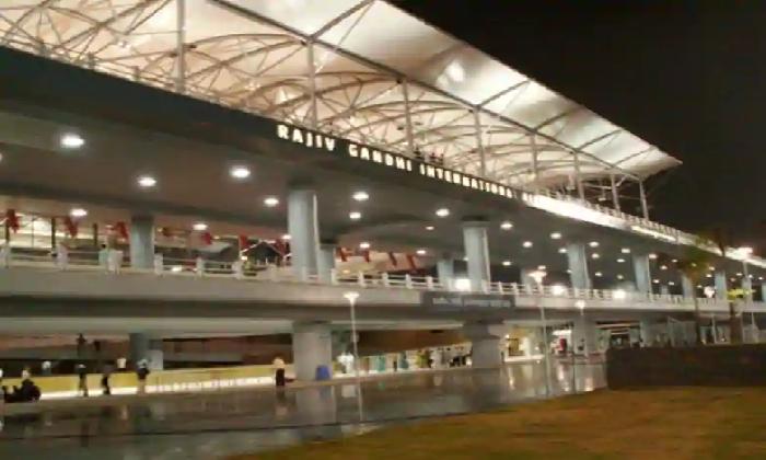 30 Flights Canceled From RGI Airport-Latest News - Telugu-Telugu Tollywood Photo Image-TeluguStop.com