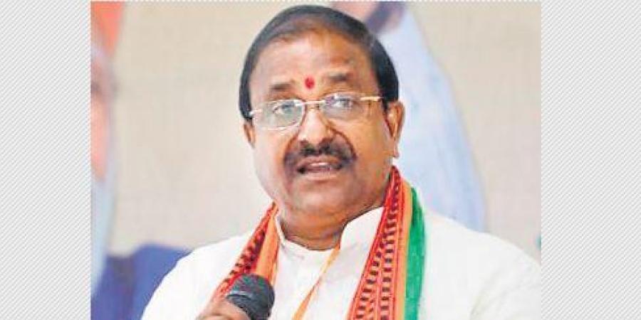 Ap Bjp Presidents Sensational Remarks On Hyderabad City-TeluguStop.com