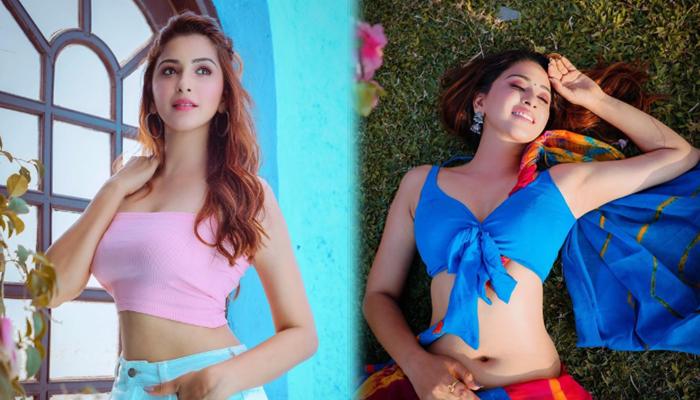 Actress Eshanya Maheshwari Captivating Clicks Are Winning The Internet-telugu Actress Hot Photos Actress Eshanya Maheshw High Resolution Photo