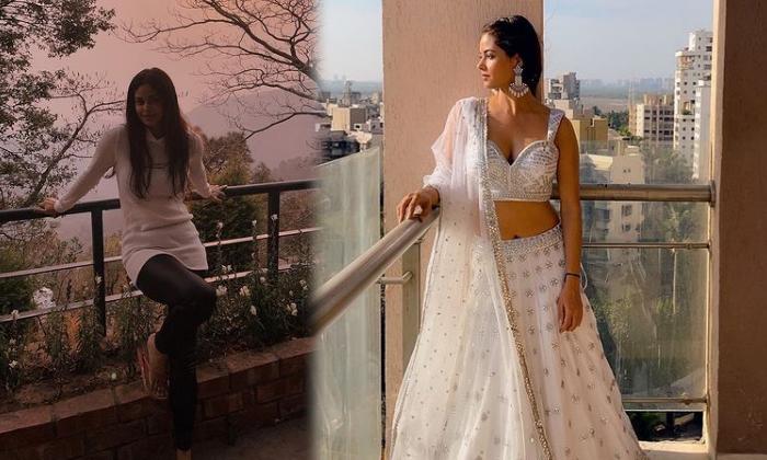 Actress Meera Chopra Sizzling Images-telugu Actress Hot Photos Actress Meera Chopra Sizzling Images - Telugu And Parinee High Resolution Photo