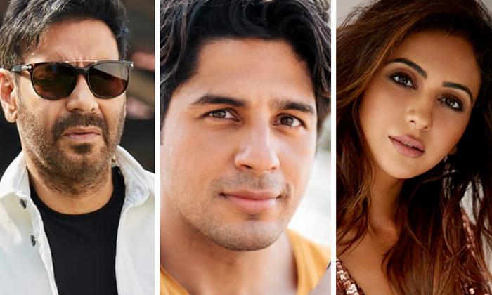 Ajay Devgn Thank God Movie 2 Crore Set Removed-రెంట్ భారం భరించలేక 2 కోట్ల సెట్ తీసేస్తున్నారట..-Latest News - Telugu-Telugu Tollywood Photo Image-TeluguStop.com