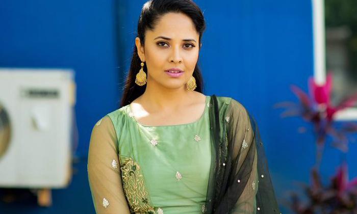 Anasuya Angry Covid Not Wearing Masks-కోపంతో రగిలిపోతున్న అనసూయ.. ఎందుకో తెలుసా-Latest News - Telugu-Telugu Tollywood Photo Image-TeluguStop.com