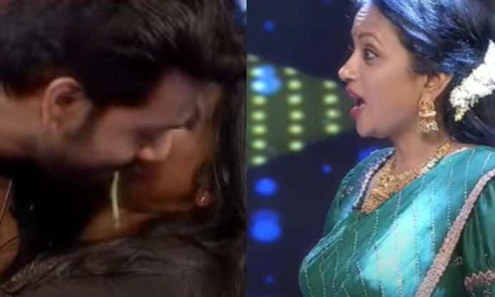 Ambati Arjun And His Wife Surekha In Suma Cash Show-TeluguStop.com