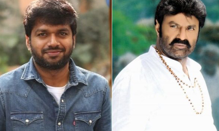 Telugu Anil Ravipudi, Balakrishna, Powerful Story, Tollywood-Movie