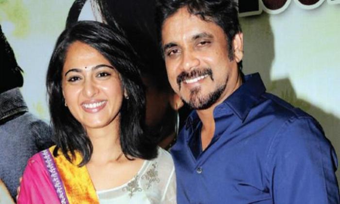 Anushka Shetty To Pair Up With Nagarjuna In Next Film-TeluguStop.com