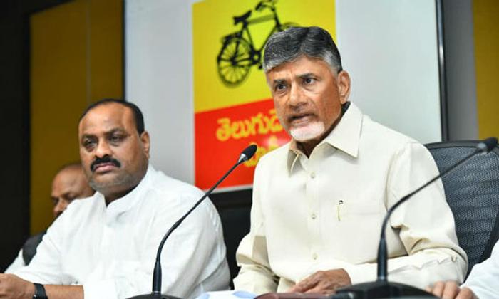 Tdp Atchennaidu Fires On Sajjala Ramakrishna Reddy-TeluguStop.com