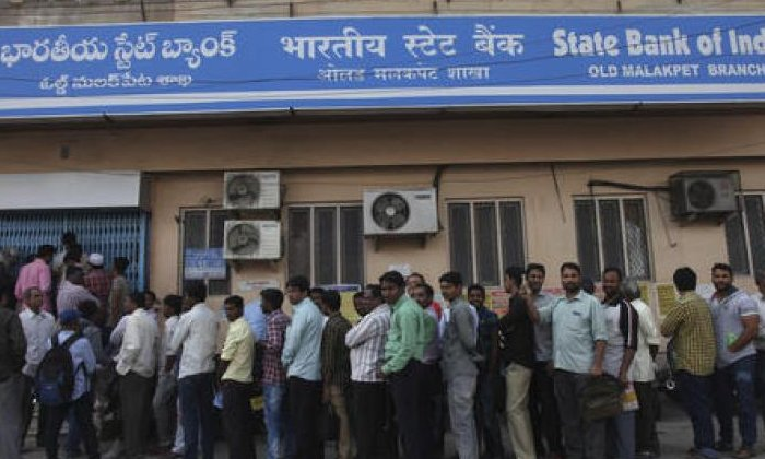 Banks Working Hours Changed With Lockdown Extension In Telangana-TeluguStop.com
