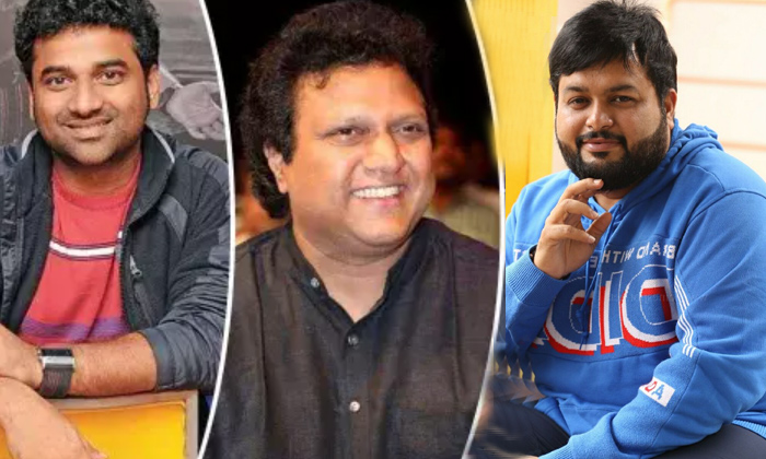 Tollywood Music Directors Combinations-TeluguStop.com